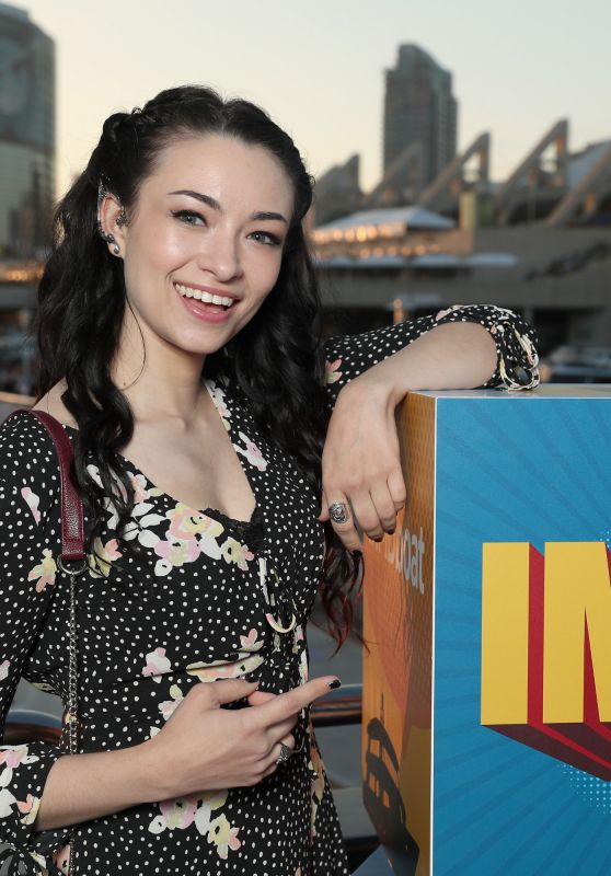 Jodelle Ferland – #IMDboat At San Diego Comic-Con 07/20/2017