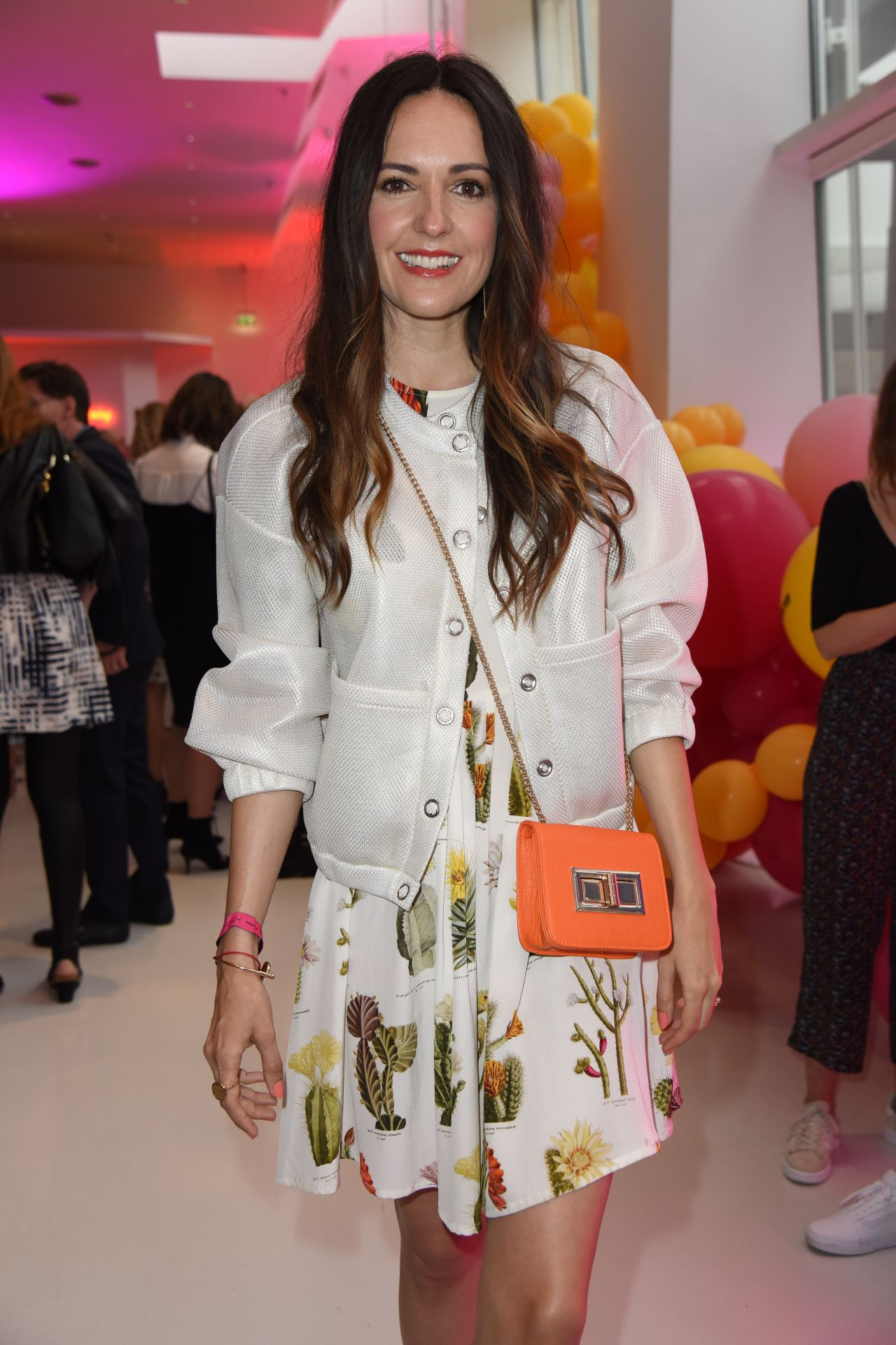 Johanna klum gala fashion brunch at mercedes benz for Mercedes benz fashion week