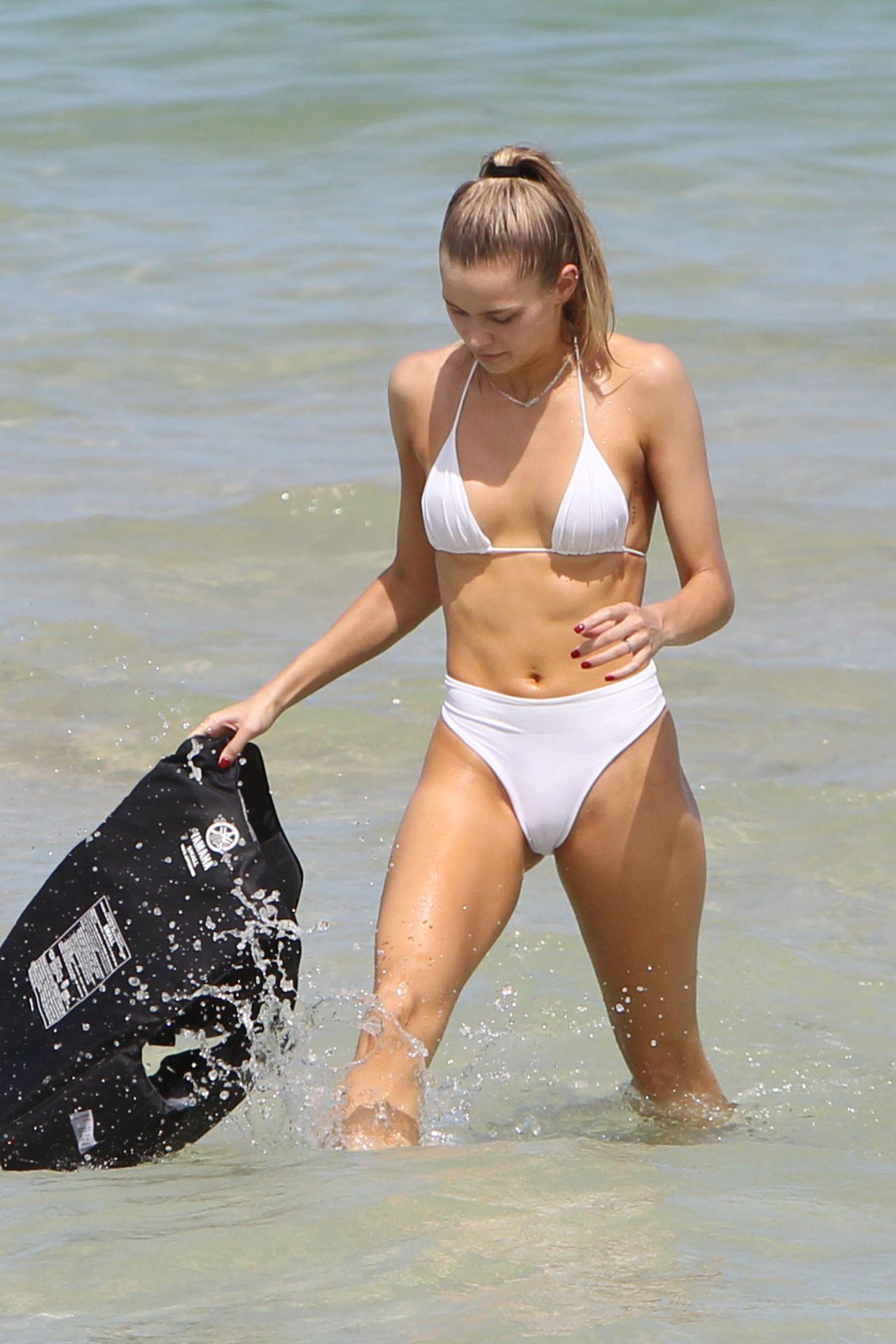 Josie Canseco In Bikini Miami Beach 07 24 2017