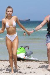 Josie Canseco in Bikini - Miami Beach 07/24/2017