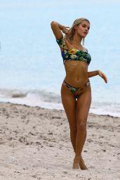 Joy Corrigan Bikini Pics - Miami Beach, Florida 07/18/2017