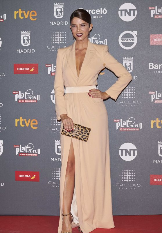 Juana Acosta – Platino Awards in Madrid 07/20/2017