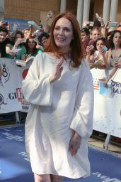 Julianne Moore - Giffoni Film Festival, Italy 07/16/2017