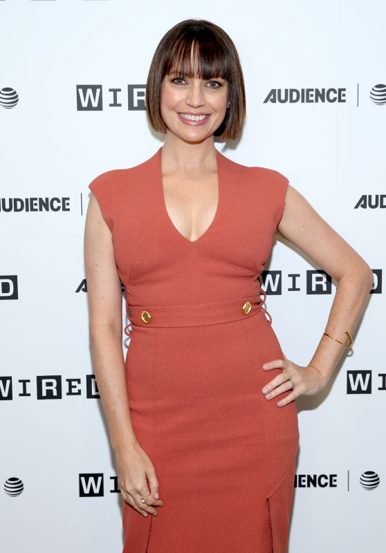 Julie Ann Emery - 2017 WIRED Cafe at Comic Con in San Diego