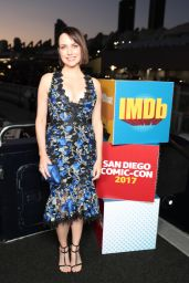 Julie Ann Emery - #IMDboat At San Diego Comic-Con 07/20/2017