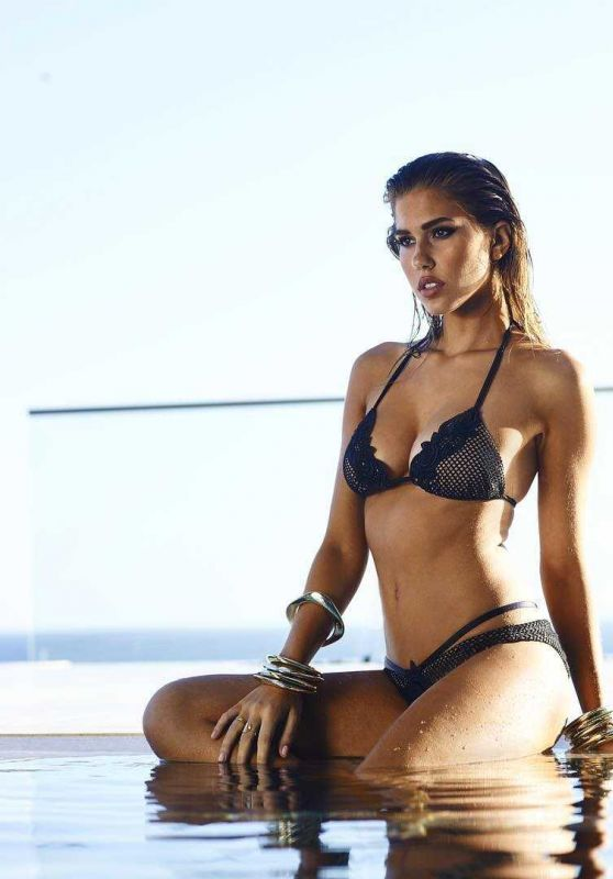 Kara Del Toro - Beach Bunny Swimwear 2017