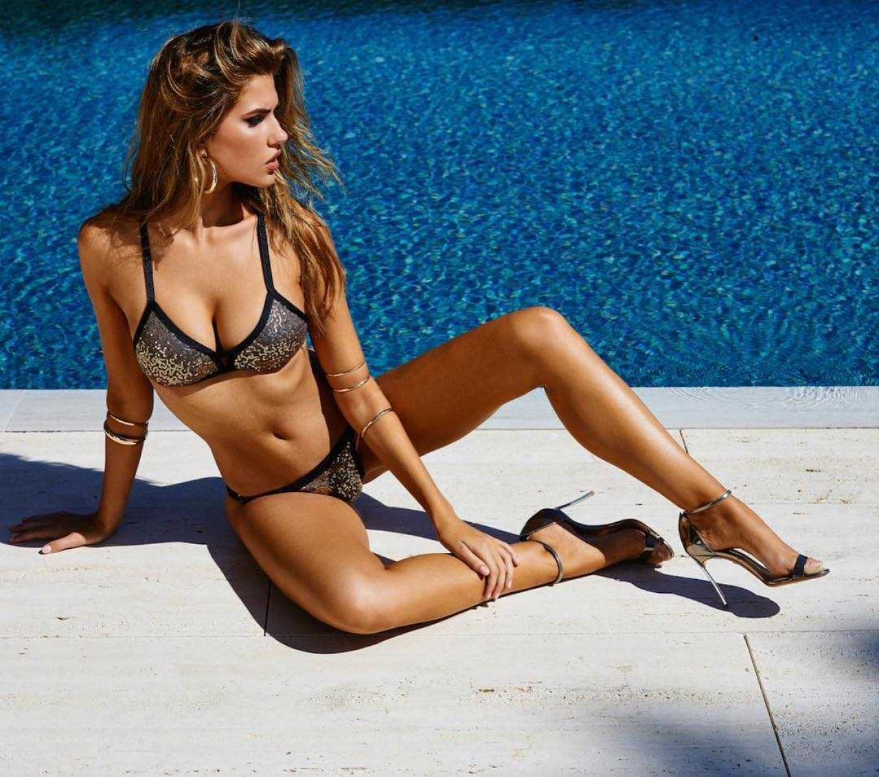 Kara Del Toro - Beach Bunny Swimwear 2017 - photo#14