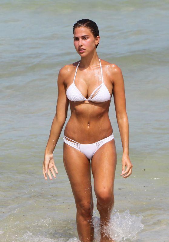 Kara Del Toro Bikini Photoshoot - Miami Beach 07/24/2017