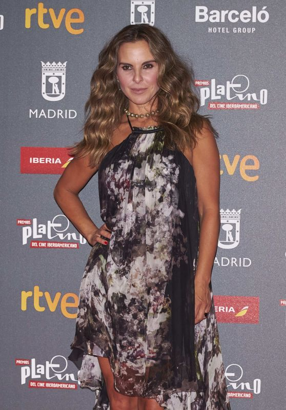 Kate del Castillo - Platino Awards in Madrid 07/20/2017