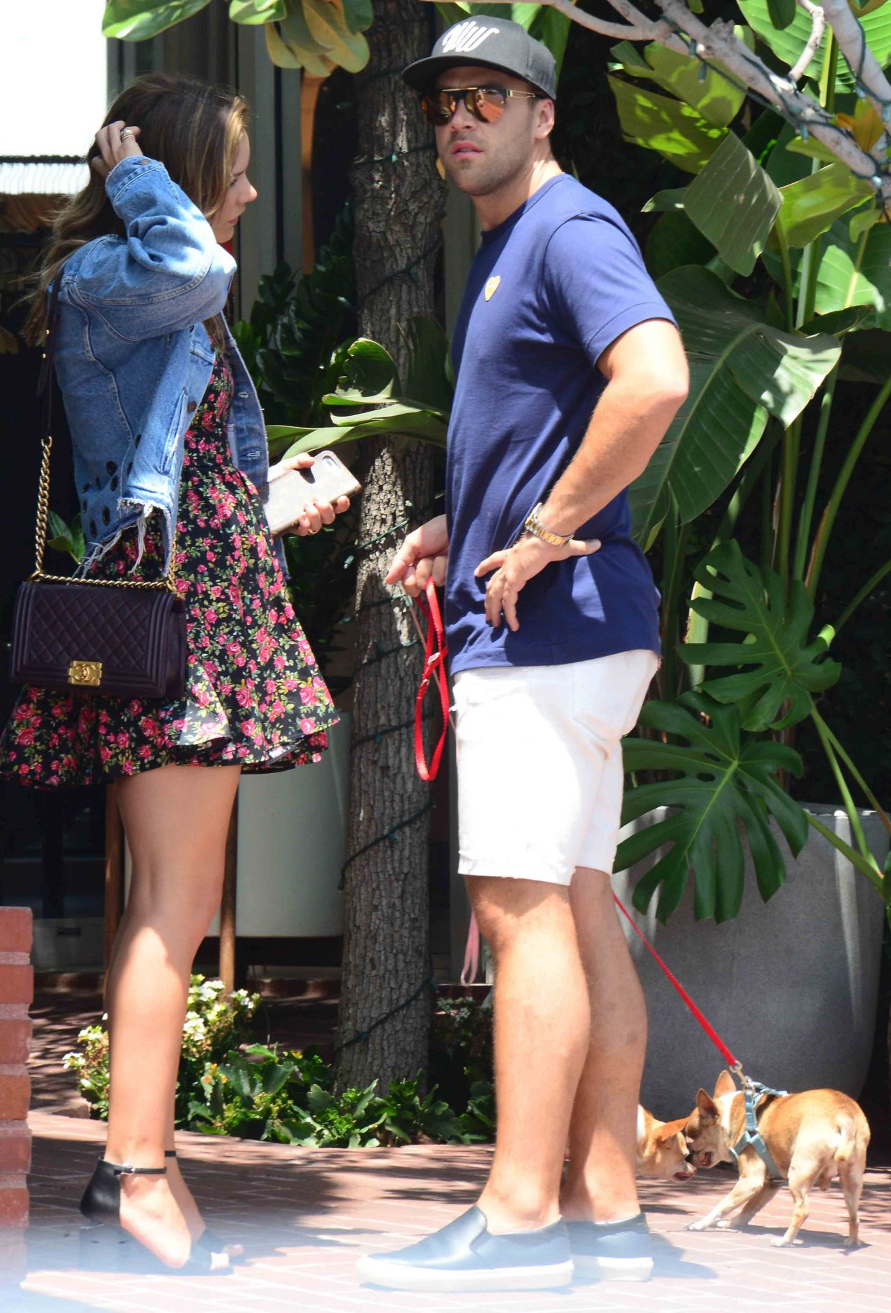 Katharine mcphee leggy in mini skirt outside fred segal in west hollywood naked (26 photo), Bikini Celebrity image