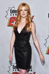 Katherine McNamara – EW Party at San Diego Comic-Con 07/22/2017