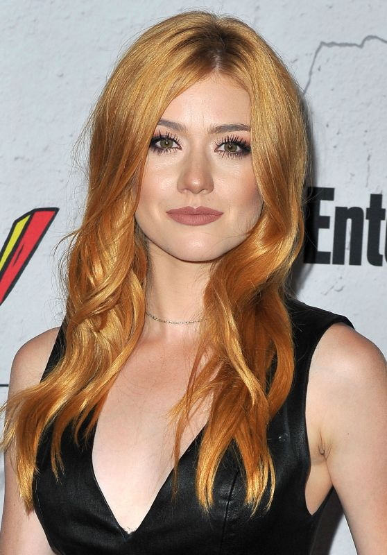 Katherine McNamara – EW Party at San Diego Comic-Con 07/22/2017