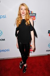 Katherine McNamara - FANDOM's Annual Kick-off Party at Comic-Con International in San Diego 07/20/2017