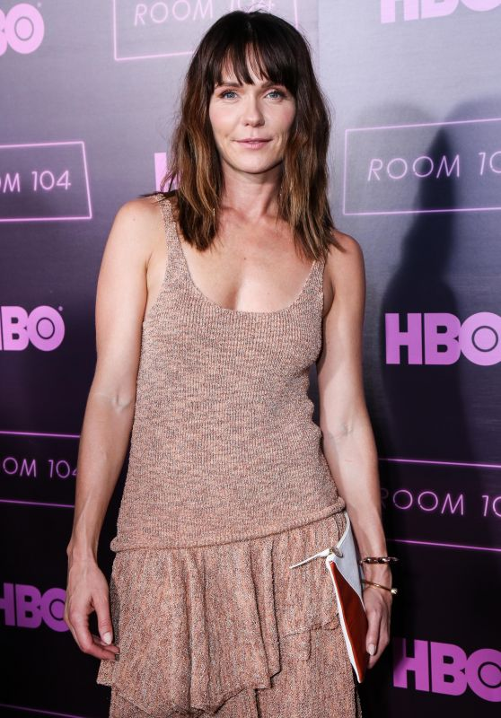 "Katie Aselton – ""Room 104"" TV Show Premiere in LA 07/27/2017"