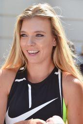 Katie Boulter - Wimbledon Tennis Championships, London 07/10/2017
