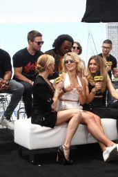 Katie Cassidy, Emily Bett Rickards, Juliana Harkavy & Willa Holland – #IMDboat At San Diego Comic-Con 07/20/2017