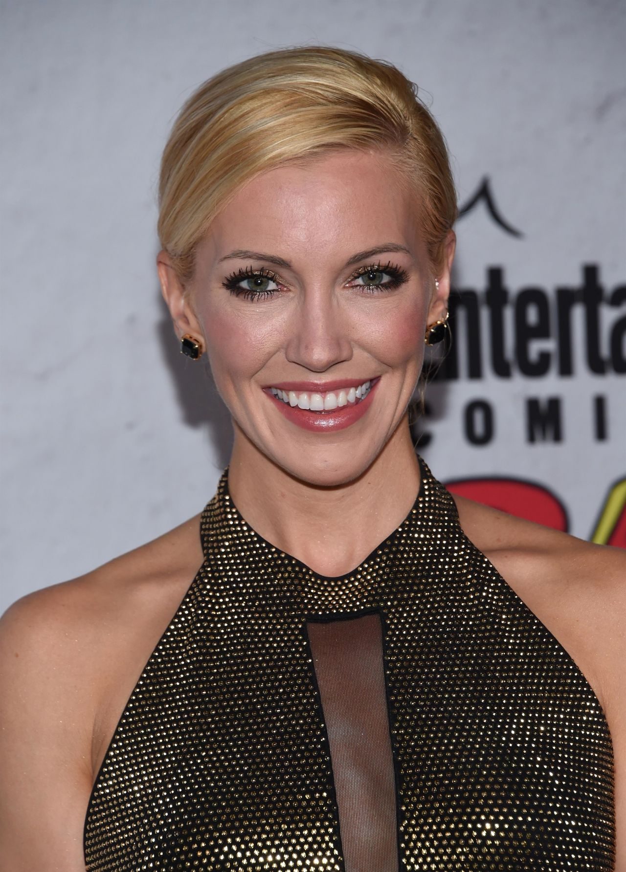 Katie Cassidy – EW Party at San Diego Comic-Con ...