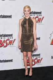 Katie Cassidy – EW Party at San Diego Comic-Con International 07/22/2017