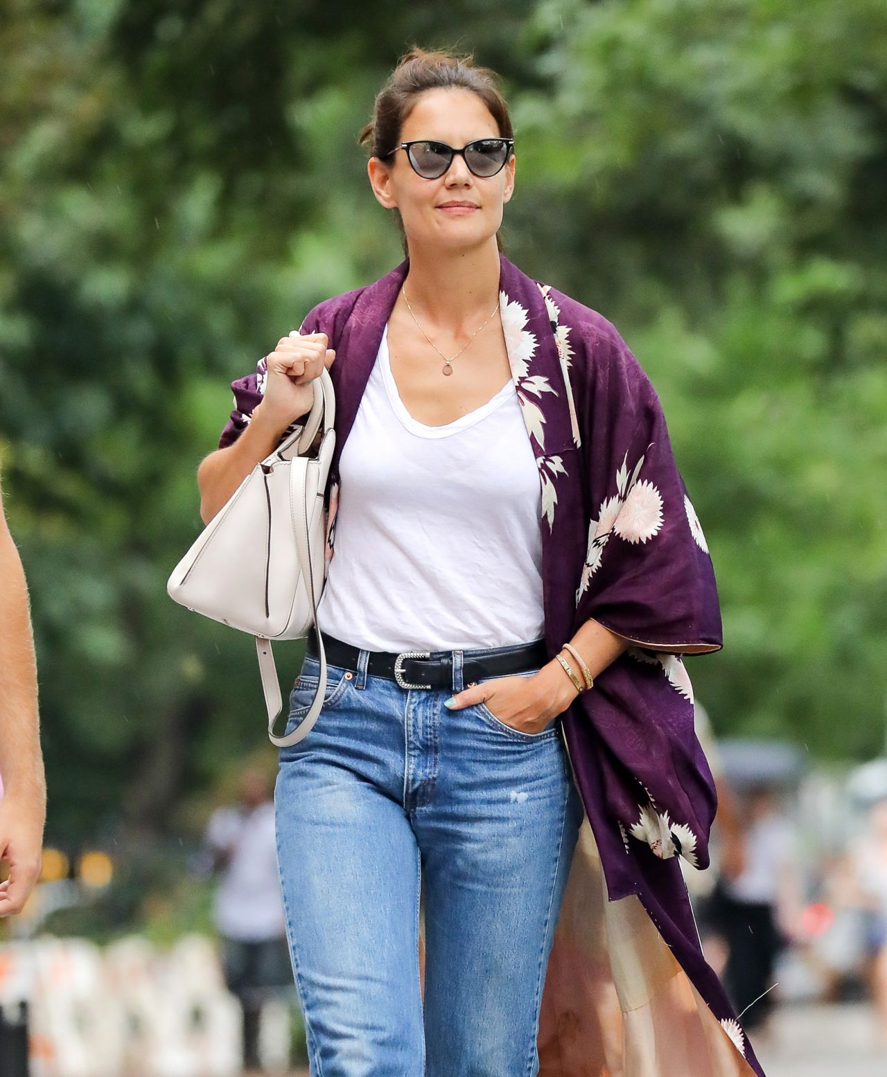 Katie Holmes Casual Style