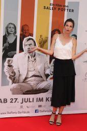 "Katrin Wrobel - ""The Party"" Premiere in Berlin 07/24/2017"