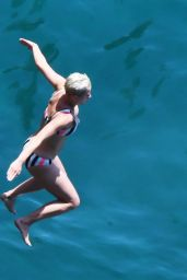 Katy Perry in Bikini - Amalfi Coast in Italy 07/10/2017
