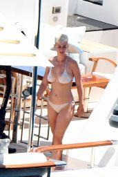 Katy Perry in Bikini - Amalfi, Italy 07/14/2017