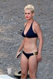 Katy Perry in Bikini - Vacation in Italy 07/13/2017