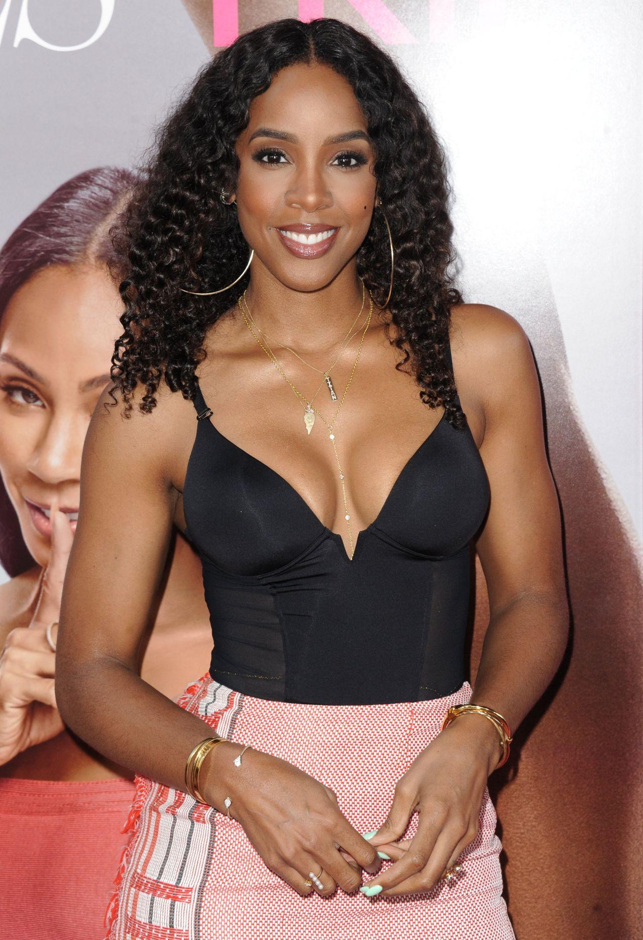 Kelly Rowland Girls Trip Premiere In Los Angeles