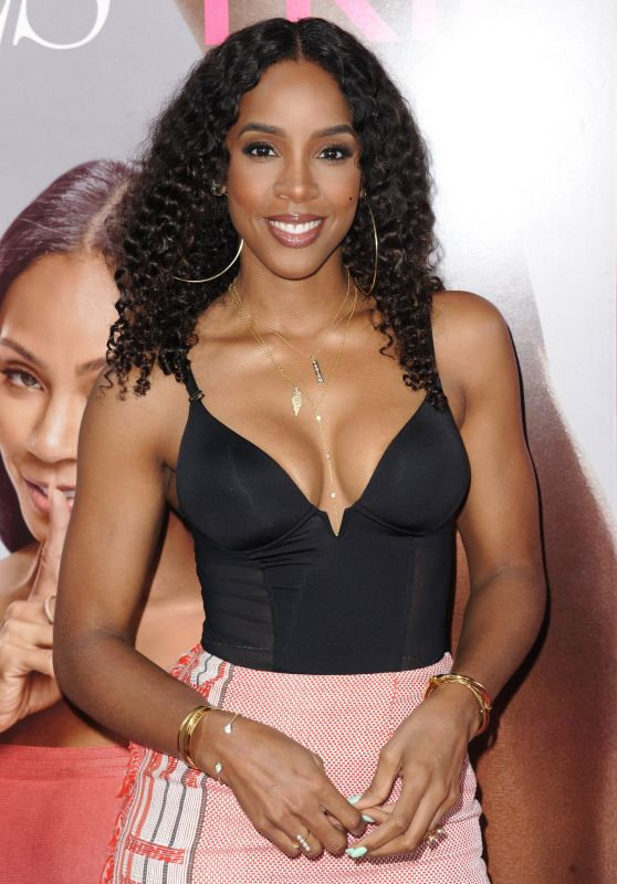 "Kelly Rowland – ""Girls Trip"" Premiere in Los Angeles"