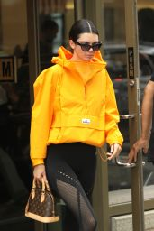 Kendall Jenner - Hits the Gym in NYC 07/27/2017