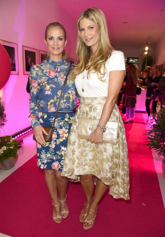 Kerstin Linnartz & Verena Wriedt – Gala Fashion Brunch at Mercedes-Benz Fashion Week in Berlin 07/07/2017