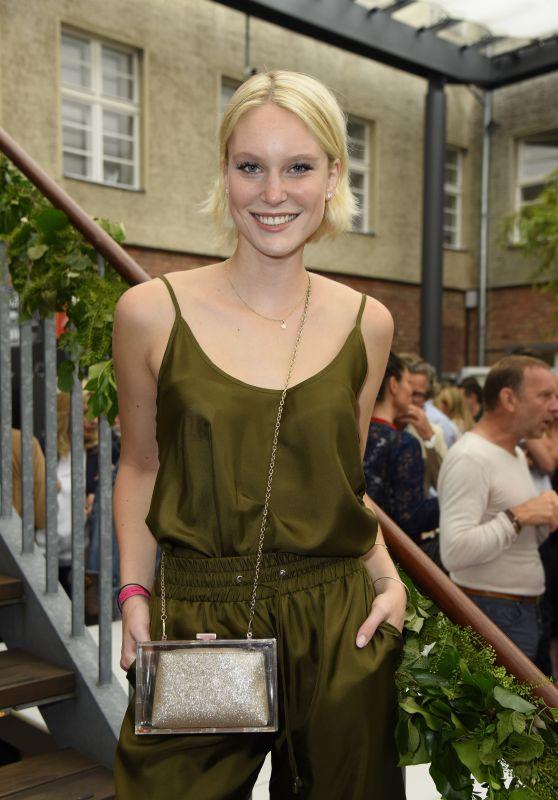 Kim Hnizdo - Gala Fashion Brunch at Mercedes-Benz Fashion Week in Berlin 07/07/2017