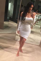 Kim Kardashian - Social Media Pic 07/10/2017