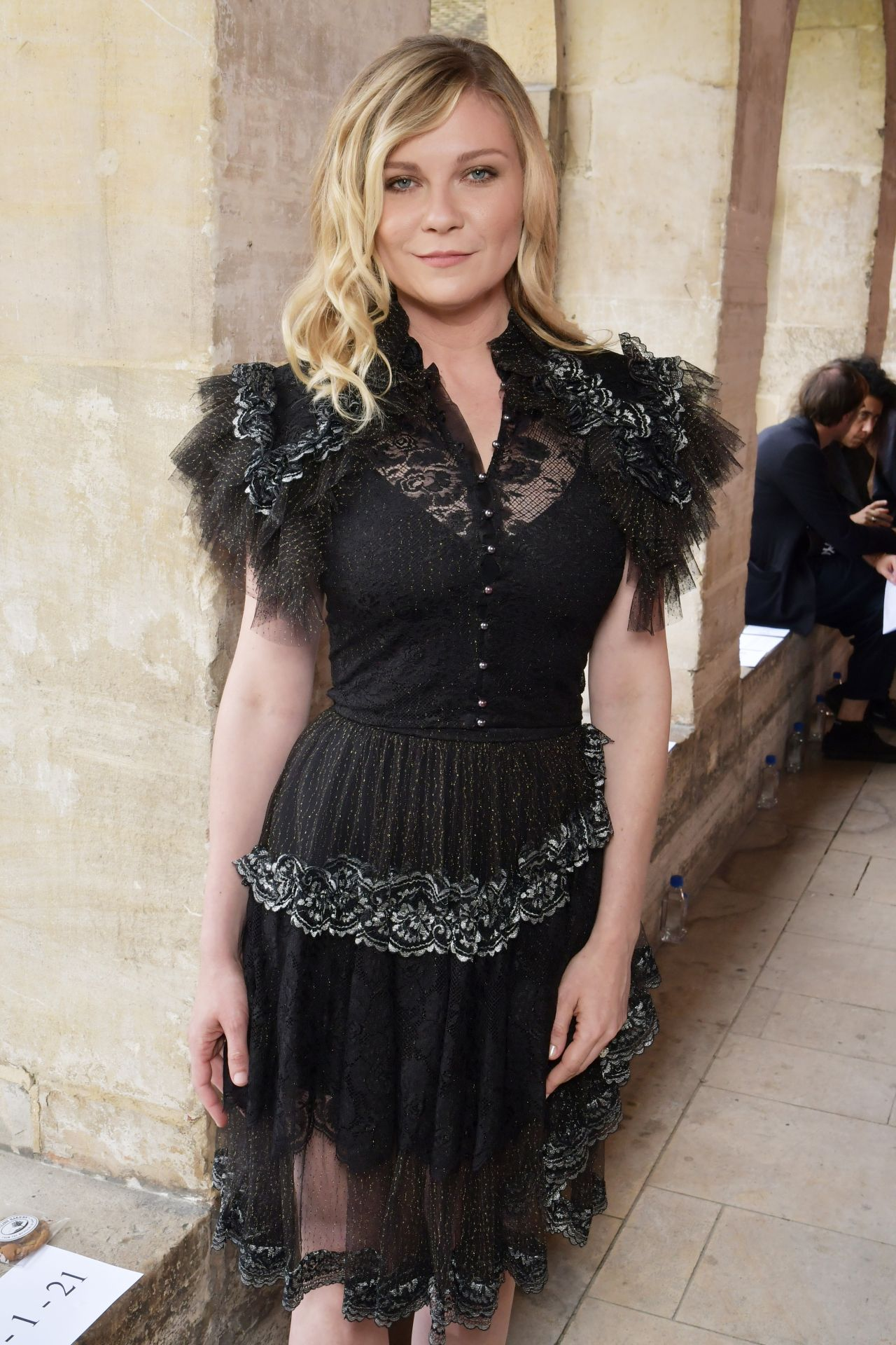 Kirsten Dunst at Rodarte Show Fall Winter 2017 - Haute ...