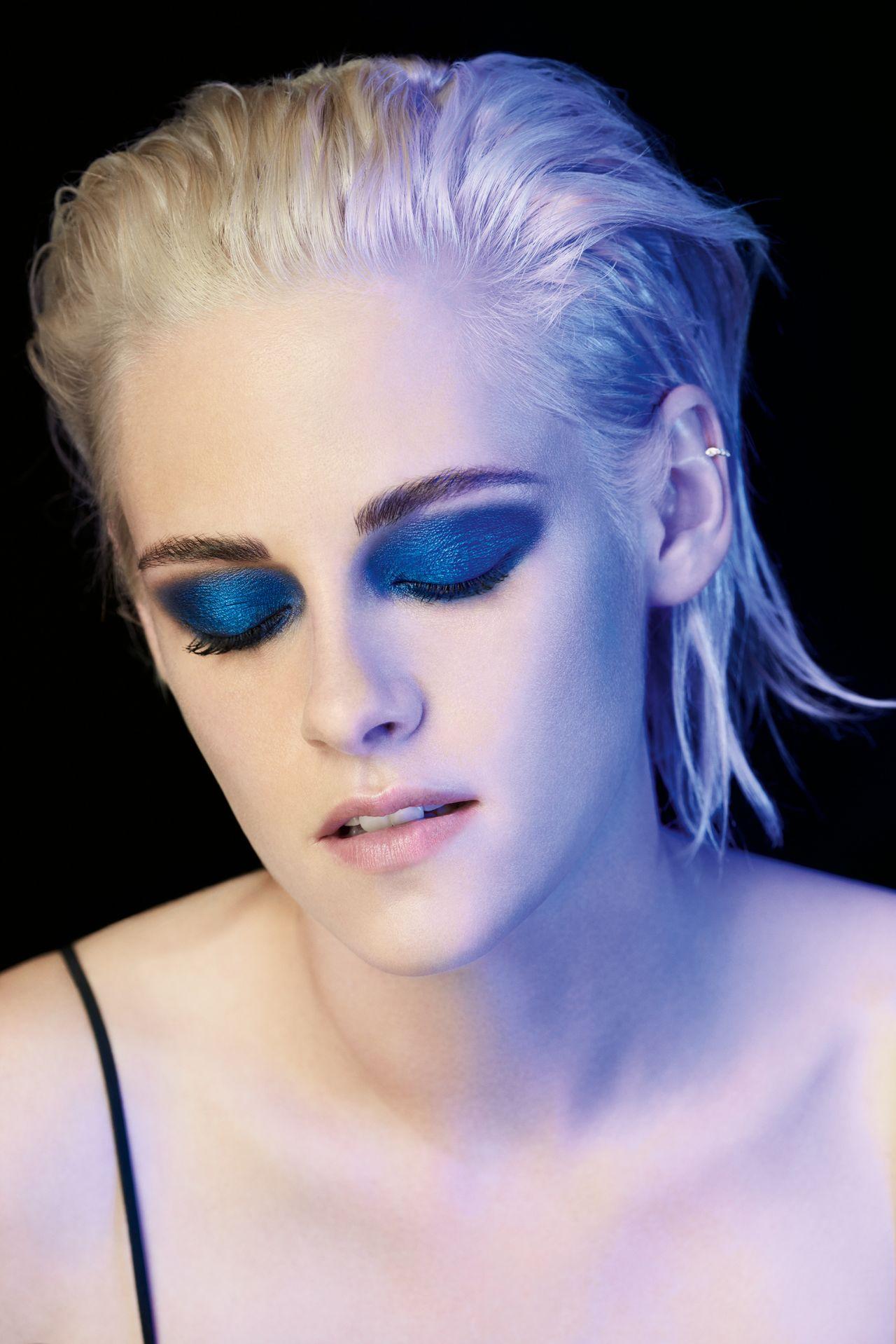 Kristen Stewart Headshots Chanel Quot Ombre Premi 232 Re Eyes