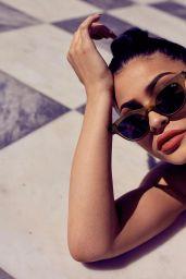 Kylie Jenner - Quay Australia Sunglasses Photoshoot 2017