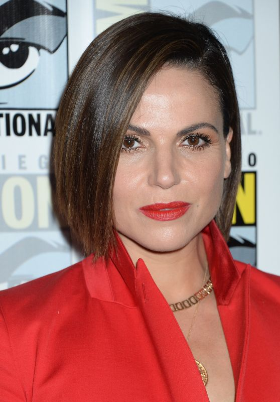 "Lana Parrilla - ""Once Upon A Time"" Presentation at Comic-Con in San Diego 07/22/2017"