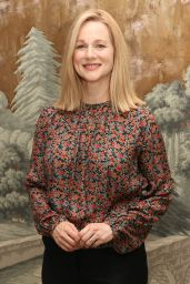 """Laura Linney - """"The Glass Castle"""" Press Conference Portraits in NY 07/14/2017"""