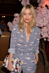 Laura Whitmore - Warner Music and GQ Summer Party in London 07/05/2017
