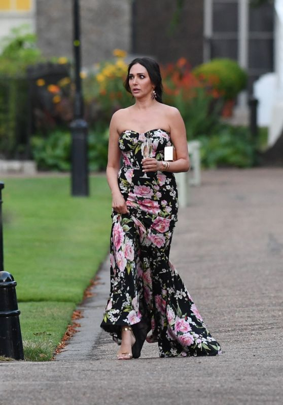 Lauren Silverman at Syco Summer Party - Orangery, Kensington Palace 07/12/2017