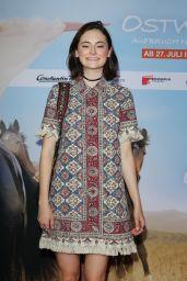 Lea van Acken - Ostwind 3 Premiere in Munich, Germany 07/16/2017