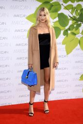 Lena Gercke at Riani Show – Mercedes Benz Fashion Week Berlin 07/04/2017