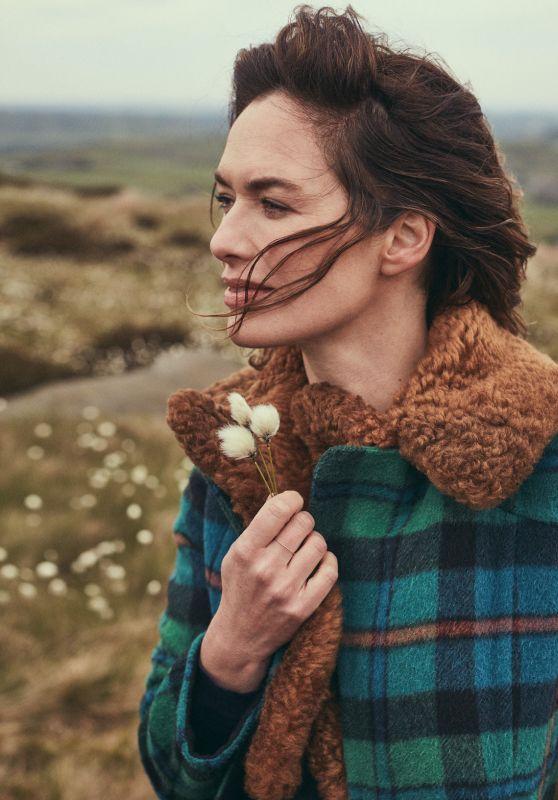 Lena Headey - The Edit Magazine July 2017 Photos