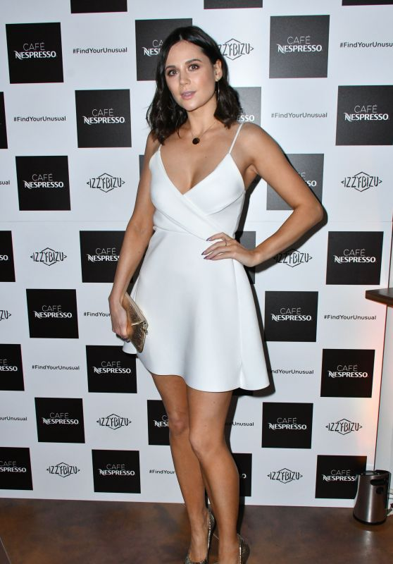 Lilah Parsons – Nespresso Launch Party in London, UK 07/11/2017