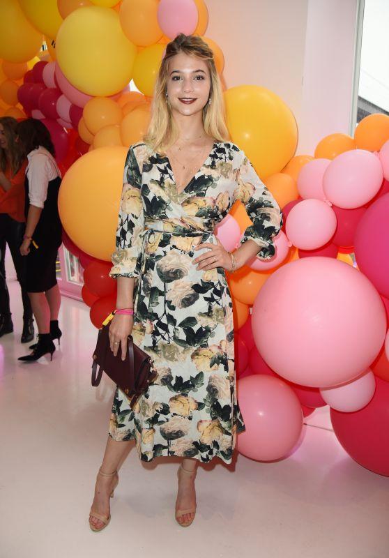 Lisa-Marie Koroll – Gala Fashion Brunch at Mercedes-Benz Fashion Week in Berlin 07/07/2017