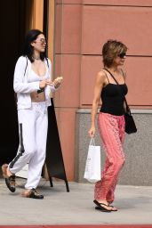 Lisa Rinna and Her Daughter Amelia Gray - Beverly Hills 07/15/2017