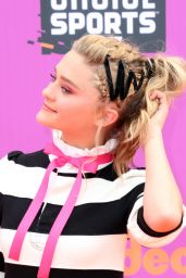 Lizzy Greene – Nickelodeon Kids' Choice Sports Awards in Los Angeles 07/13/2017