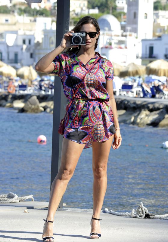 Lola Ponce - Ischia Global Film & Music Fest, Italy  07/10/2017