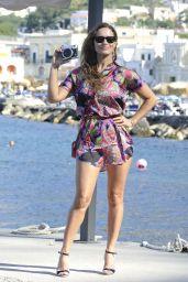 Lola Ponce - Ischia Global Film & Music Fest, Italy  07/10/2017
