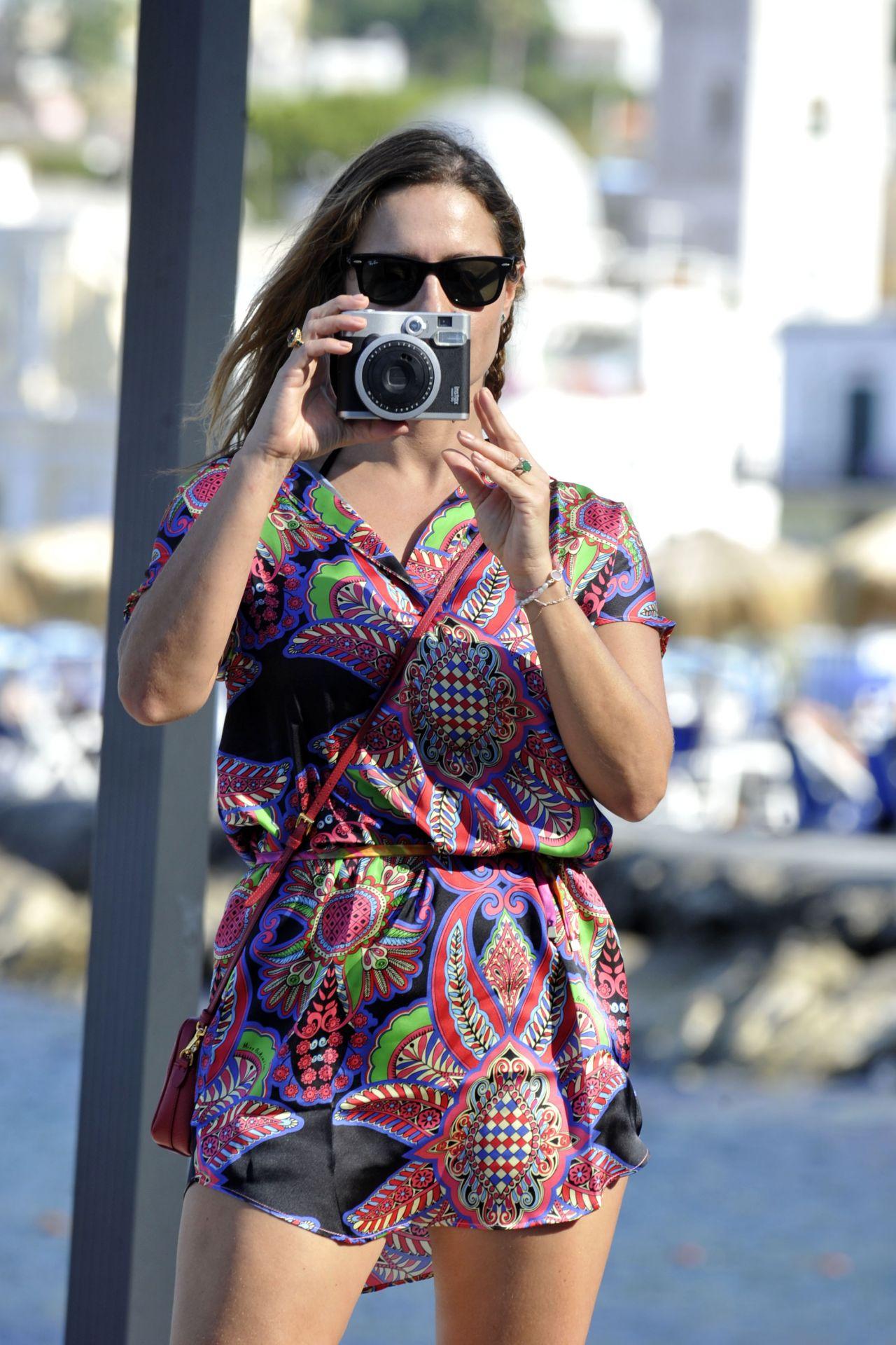 Marie Claire hits Wimbledon images